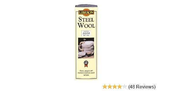 Liberon Sw00001kg 1kg Steel Wool Home Improvement