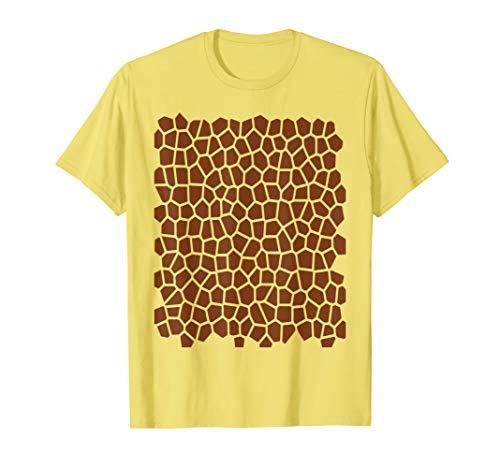 Kostüm Lustig College Mädchen - Lustige Giraffe Kostüm Halloween Weihnachten Geschenk Kinder T-Shirt