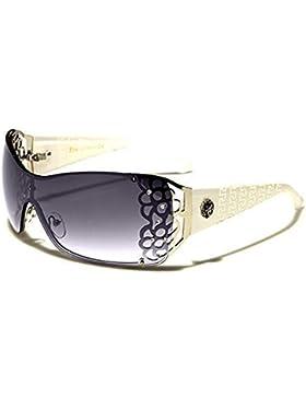 Leo Eyewear Mujer Metal Grande CELEBRITY VICTORIA Gafas de sol UV400