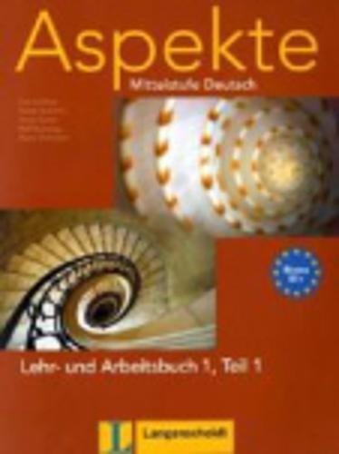 Aspekte in Halbbanden: Lehr- Und Arbeitsbuch 1 MIT Audio-CD Teil 1