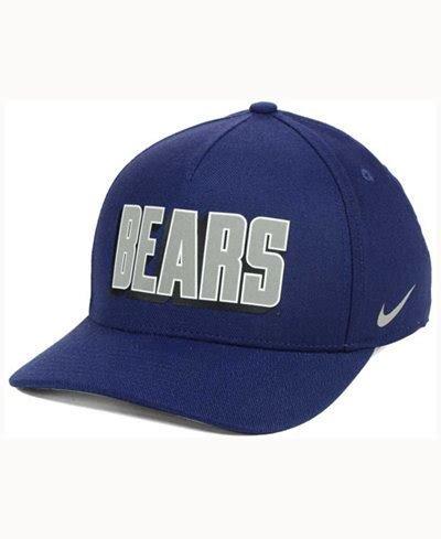 Nike Cal Golden Bears Dri-Fit DNA Verbiage Flex-fit Hat Cap Osfm Flex Cap
