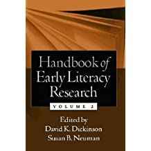 Handbook of Early Literacy Research, Volume 2