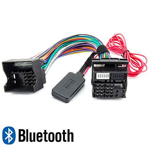 KG Bluetooth Adapter Mercedes Comand 2.0 W168 W202 W203 W208 W209 W2011 W461 W463 W163 W164 W129 W170 Aux In Audio Musik Radio Interface Watermark Vertriebs GmbH /& Co