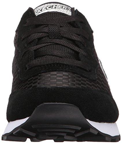 Skechers Og 82bweaver, Baskets Basses femme Noir - Noir