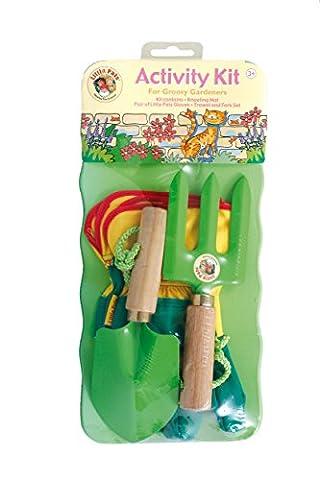 Little Pals Activity Kit - Green
