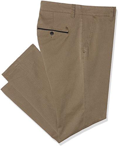 Hattric 677255, Pantalon Homme Beige (BEIGE 16)