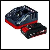 Einhell TC-CD 18/35 Li (1x1,5 Ah) Power X-Change .Akku-Bohrschrauber  (Li-Ion, 18 V, 550 min-1, Drehzahl-Elektronik, ergonomisches Design, inkl. 1,5 Ah PXC-Akku, Ladegerät + Aufbewahrungskarton)