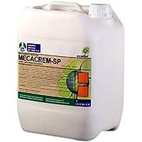 MECACREM-SP 10 Kg: Crema limpia manos con sólidos para grasas
