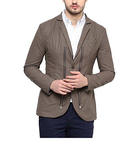 Yepme Men's Polyester Blazers - Ypmblzr0005-$p