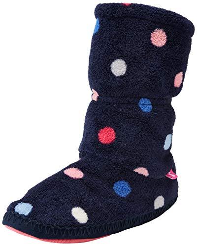 Joules Padabout, Girls Hi-Top Slippers