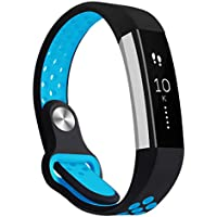 Fitbit Alta and Fitbit Alta HR Band,WZE Adjustable Silica gel Band Soft Silicone Replacement Accessory Strap Bands for Fitbit Alta and Alta HR SmartWatch Heart Rate + Fitness Wristband