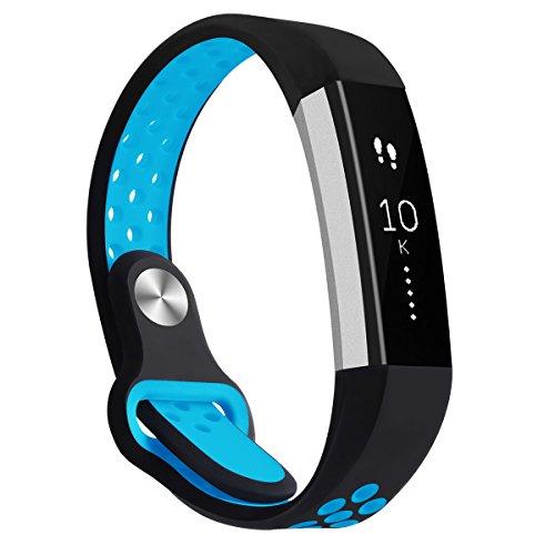 Bepack-Fitbit-Alta-HR-CorreaBanda-de-Reloj-Deportivo-de-Moda-Ajustable-de-Silicona-Sper-suave-Pulsera-para-Fitbit-Alta-and-Alta-Heart-Rate