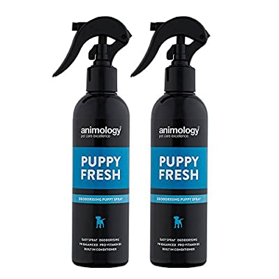 Animology Puppy Fresh Deodorising Spray by GP8025-V0Parent