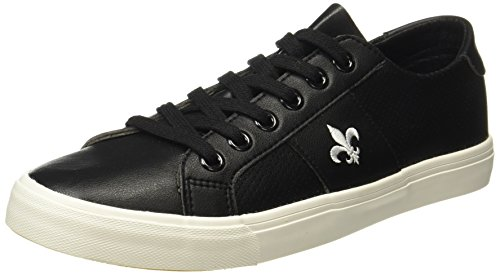Bond Street by (Red Tape)) Men's Black Sneakers-9 UK/India (43 EU)(BSC0031A-9)
