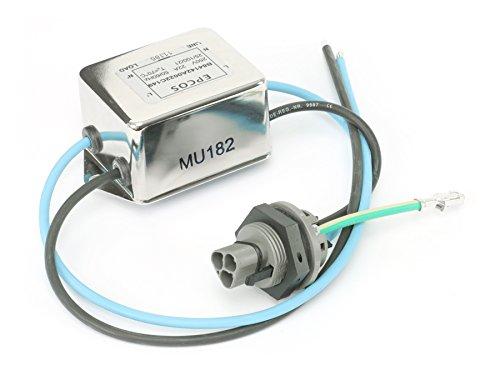Netz-Entstörfilter EPCOS B84142A0022C149, 250 V, 22 A Netzfilter EPCOS