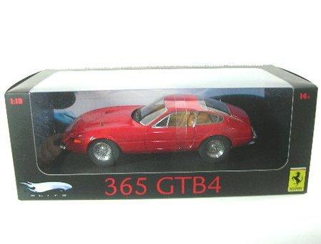 Mattel Hotwheels Elite Ferrari 365