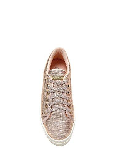 Sneaker Argento 4 In Fare Femmes Sumy Rosa Stampato Alto Cm F Indovinare SxYwC0qZS