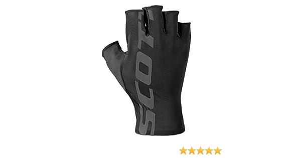 Scott RC Premium Pro Tec Fingerless Cycling Gloves Black