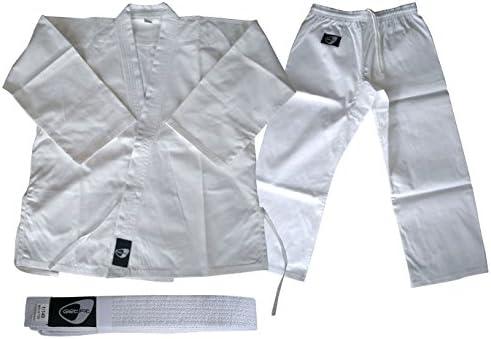 GETFIT Kimono Set Set Set Karate Karategi 190 cm B00PHDOG3W Parent | Il Nuovo Prodotto  | Pacchetti Alla Moda E Attraente  | Elevata Sicurezza  | Design lussureggiante  11bc63