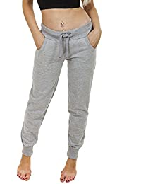 Love My Fasions Uni Polaire 2 Poches Jogging Pantalon De Survêtement Sport Gym Bas - Tailles S/m/l 8 10 12