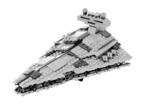 Imagen principal de LEGO Star Wars 8099: Destructor estelar imperial (escala mediana) [versión en inglés]