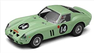 Scalextric 500003061 - No Hay Ferrari 250 GTO. 14 Verdes HD DPR, de Carreras de Coches Importado de Alemania