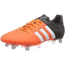 adidas PerformanceACE15.2 SG - Scarpe da Calcio Uomo, Arancione (Orange (Ftwr