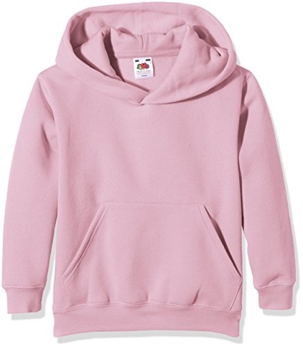 Fruit of the Loom Unisex Kids Premium Hooded Sweat