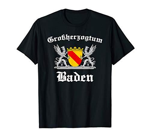 Großherzogtum Baden Wappen Badner Badisch Land Geschenke