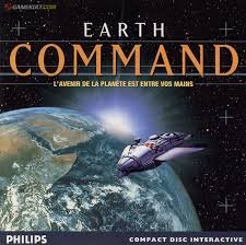 Earth Command [CD-I]