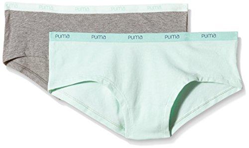 PUMA basic lot de 2 boxers pour femme Multicolore - Holiday