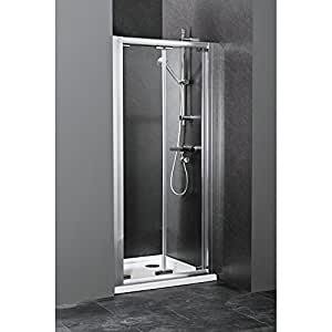 Ella linea essentials porta doccia pieghevole - Box doccia fai da te ...