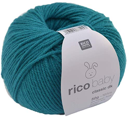 Rico Design Baby Classic DK groen-Blauw 59 -