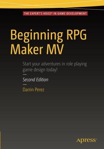 Beginning RPG Maker MV by Darrin Perez (2016-06-18)