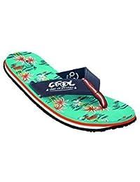 Cool Shoes - Sandalias de Caucho para hombre Verde Honolulu