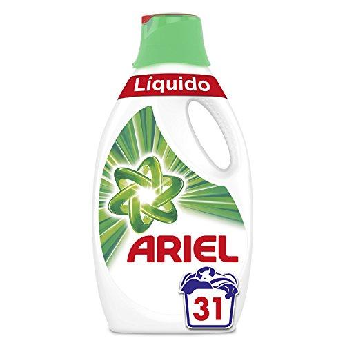 Mejor detergente para lavadora – Ariel Original Detergente Líquido
