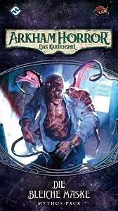 Fantasy Flight Games ffgd1114Arkham Horror: LCG-Pack de la máscara de bleiche Mythos (carcosa de 4) Alemán