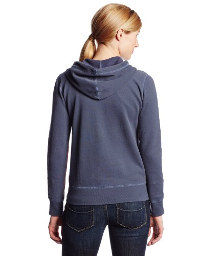 Life is Good Damen Love Hoodie true blue