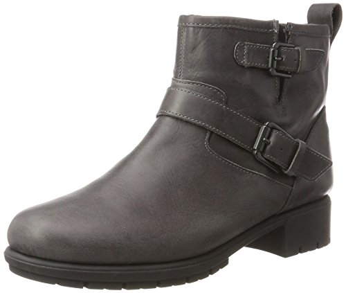 Aerosoles Damen Just Ride Warm Rock Chelsea Boots, Grau (Asphalt), 40 EU,6.5 UK (Leder Aerosoles)