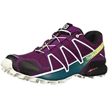 Salomon Xa Elevate Trail Running Scarpe Scuro Viola Blu