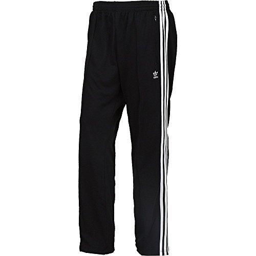 Adidas super star numerva pantalone sportivo uomo taglia xl colore nero-bianco