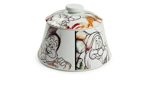 Original disney Keksdose 7 Zwerge Design 20,5 x 15 cm hoch