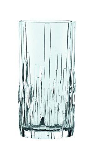 Spiegelau & Nachtmann, 4-teiliges Longdrink-Set, Kristallglas, 360 ml, Shu Fa, 0098064-0