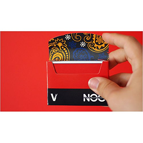Dapper NOC Playing Cards ( Maroon )