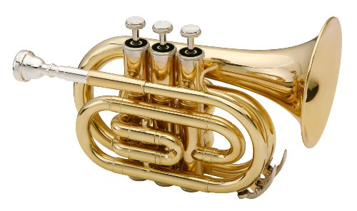 Classic Cantabile Brass TT-500 Bb-Taschentrompete Messing