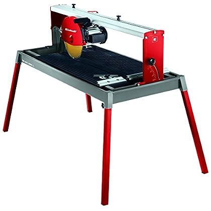 Einhell RT-SC 920 L - Mesa de corte cerámico (refrigerada por agua, 2200 W, mesa de trabajo: 920 x 550 mm)
