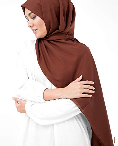 InEssence© Hidschab in Zimtbraun - 2