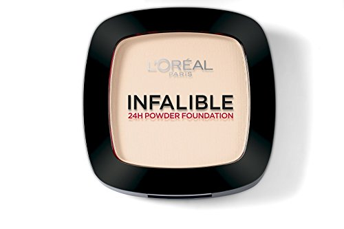 L'Oreal Paris Infallible 24Hr Compact Powder, Beige 225, 9g