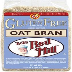 (Pack Of 2) - Gluten Free Pure Oat Bran | BOB'S RED MILL Test