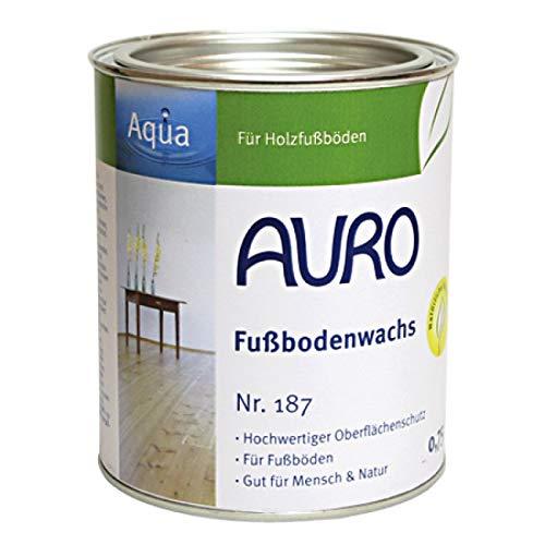 Auro Aqua Madera Cera nº 187, 0,75l)